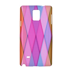 Graphics Colorful Color Wallpaper Samsung Galaxy Note 4 Hardshell Case