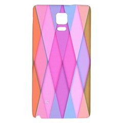 Graphics Colorful Color Wallpaper Galaxy Note 4 Back Case