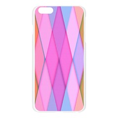 Graphics Colorful Color Wallpaper Apple Seamless iPhone 6 Plus/6S Plus Case (Transparent)