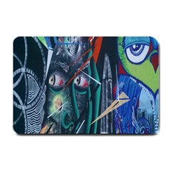 Graffiti Art Urban Design Paint Small Doormat