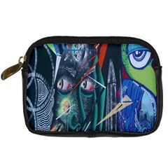 Graffiti Art Urban Design Paint Digital Camera Cases