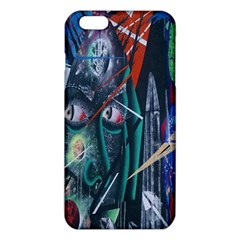 Graffiti Art Urban Design Paint Iphone 6 Plus/6s Plus Tpu Case