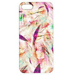 Grass Blades Apple Iphone 5 Hardshell Case With Stand