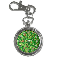Green Holly Key Chain Watches