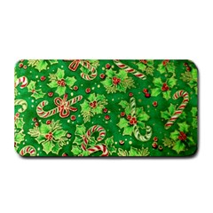 Green Holly Medium Bar Mats