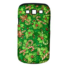 Green Holly Samsung Galaxy S Iii Classic Hardshell Case (pc+silicone)