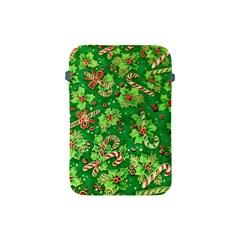 Green Holly Apple Ipad Mini Protective Soft Cases