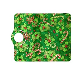 Green Holly Kindle Fire Hdx 8 9  Flip 360 Case