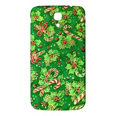 Green Holly Samsung Galaxy Mega I9200 Hardshell Back Case