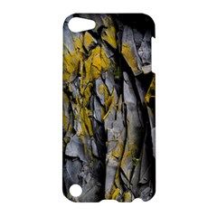 Grey Yellow Stone  Apple iPod Touch 5 Hardshell Case