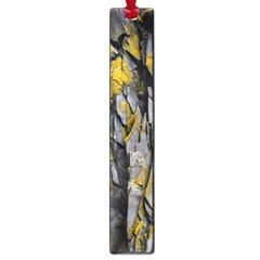 Grey Yellow Stone  Large Book Marks