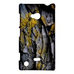 Grey Yellow Stone  Nokia Lumia 720