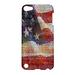 Grunge United State Of Art Flag Apple iPod Touch 5 Hardshell Case