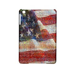 Grunge United State Of Art Flag Ipad Mini 2 Hardshell Cases