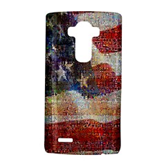 Grunge United State Of Art Flag Lg G4 Hardshell Case