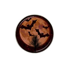 Halloween Card Scrapbook Page Hat Clip Ball Marker (4 Pack)