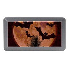 Halloween Card Scrapbook Page Memory Card Reader (mini)