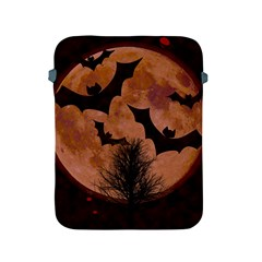 Halloween Card Scrapbook Page Apple Ipad 2/3/4 Protective Soft Cases