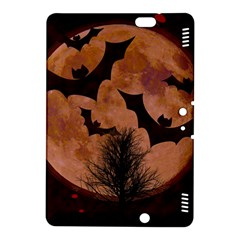 Halloween Card Scrapbook Page Kindle Fire Hdx 8 9  Hardshell Case