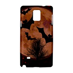 Halloween Card Scrapbook Page Samsung Galaxy Note 4 Hardshell Case
