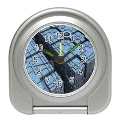 Grid Maths Geometry Design Pattern Travel Alarm Clocks