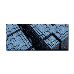 Grid Maths Geometry Design Pattern Cosmetic Storage Cases