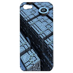 Grid Maths Geometry Design Pattern Apple Iphone 5 Hardshell Case