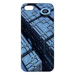 Grid Maths Geometry Design Pattern Apple Iphone 5 Premium Hardshell Case