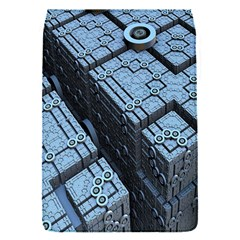 Grid Maths Geometry Design Pattern Flap Covers (s)