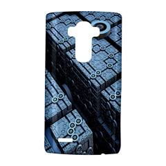 Grid Maths Geometry Design Pattern Lg G4 Hardshell Case