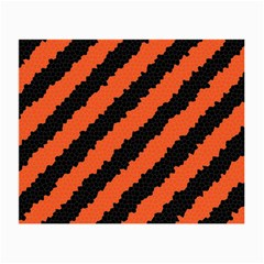 Halloween Background Small Glasses Cloth