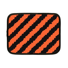 Halloween Background Netbook Case (small)