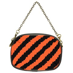 Halloween Background Chain Purses (One Side)