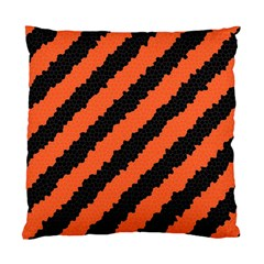 Halloween Background Standard Cushion Case (one Side)