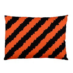 Halloween Background Pillow Case (two Sides)