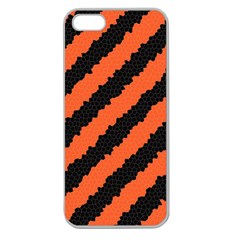 Halloween Background Apple Seamless iPhone 5 Case (Clear)