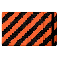Halloween Background Apple Ipad 2 Flip Case