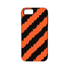 Halloween Background Apple Iphone 5 Classic Hardshell Case (pc+silicone)