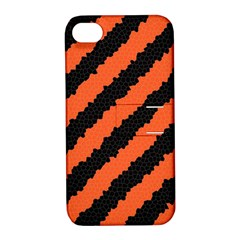 Halloween Background Apple Iphone 4/4s Hardshell Case With Stand
