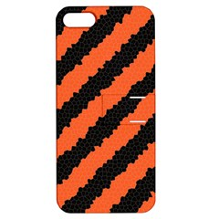 Halloween Background Apple iPhone 5 Hardshell Case with Stand