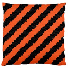 Halloween Background Standard Flano Cushion Case (two Sides)