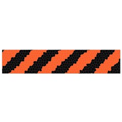 Halloween Background Flano Scarf (small)