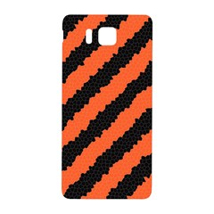 Halloween Background Samsung Galaxy Alpha Hardshell Back Case