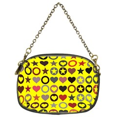 Heart Circle Star Chain Purses (Two Sides)