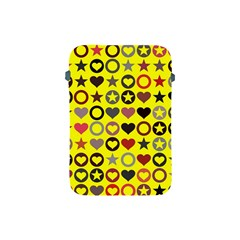 Heart Circle Star Apple Ipad Mini Protective Soft Cases