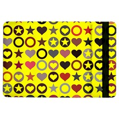 Heart Circle Star Ipad Air 2 Flip