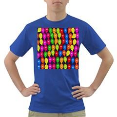 Happy Balloons Dark T-Shirt