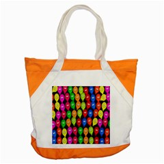 Happy Balloons Accent Tote Bag