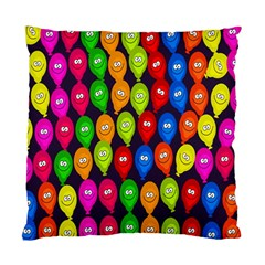 Happy Balloons Standard Cushion Case (One Side)