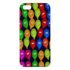 Happy Balloons Apple iPhone 5 Premium Hardshell Case